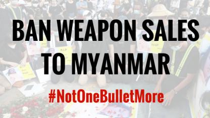 Global Civil Society Statement on Myanmar
