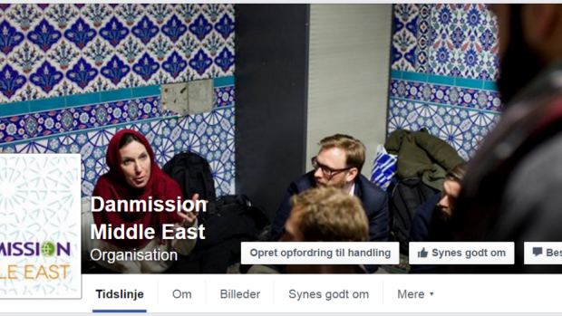 Follow Danmission's work in The Middle East and North Africa