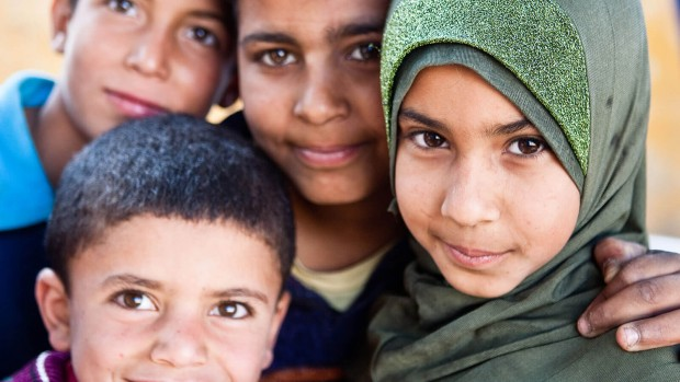 Egypt: Fighting poverty and building peace