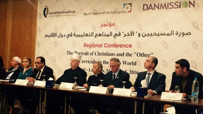 The Portrait of Christians and 'the other' in curricula in the Arab world
