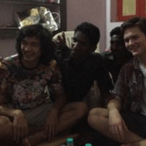Danish high school students meet Indian peer students and their faiths