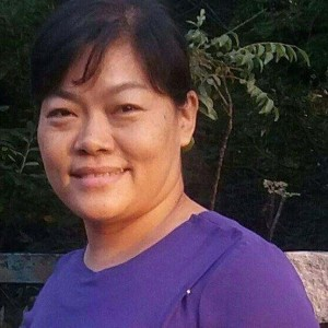 Kaw Mai is the new Program Manager in Myanmar