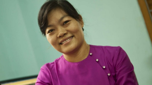 Kaw Mai, Finance and Programme Coordinator, Judson Research Center