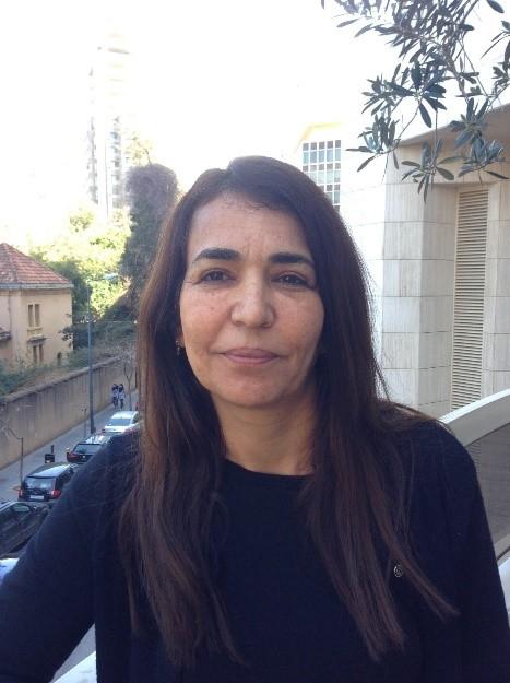 Irada Al-Jubori is an Iraqi civil society activist and member of the organization National Union Of Iraqi Journalists.
