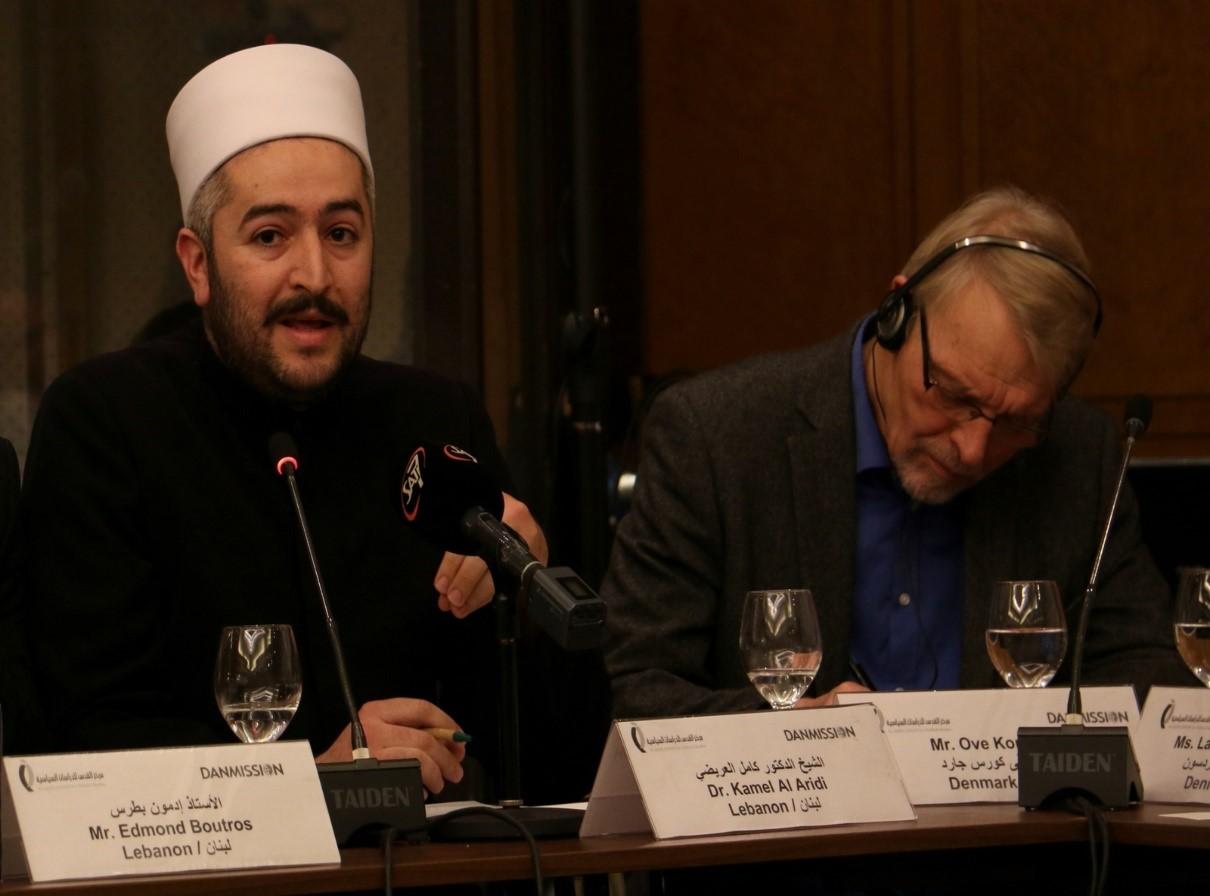 FOTO Sheik Dr. Kamel al-Andi