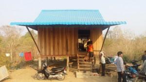Hus Cambodja
